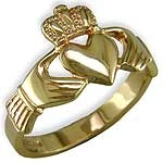 Claddagh Ring TJH70014K