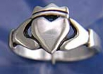 Claddagh Ring CR2SS