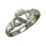 Claddagh Ring C10SS