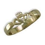 SM Claddagh Ring CR414K