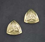 Triquetra Earrings 477
