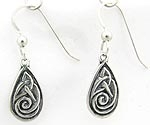 Celtic Drop Earring SW3110