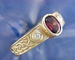 Celtic Ring   R54