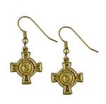Spiral Cross Earrings SW4121E