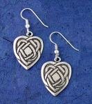 Maggie's Heart Earrings SW305