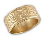 St. Andrew Knot Celtic  Ring