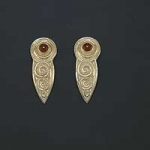 Celtic Spiral Earrings SW4109E
