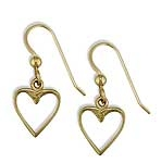 Open Heart Earrings SW488E