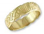 Dal Riada Celtic Ring R6
