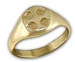 Celtic Cross Ring R23
