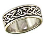 Lorn Ring In Sterling Silver R19SS
