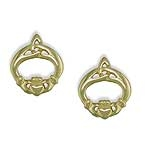 Claddagh earrings TJH510E