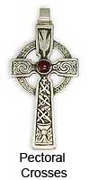 Pectoral Cross, Large Celtic Cross