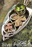 Gold & Silver Celtic Jewelry